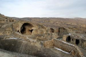 Uplitsikhe Cave City
