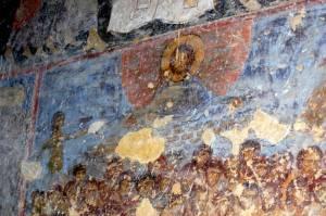 Vardzia mural